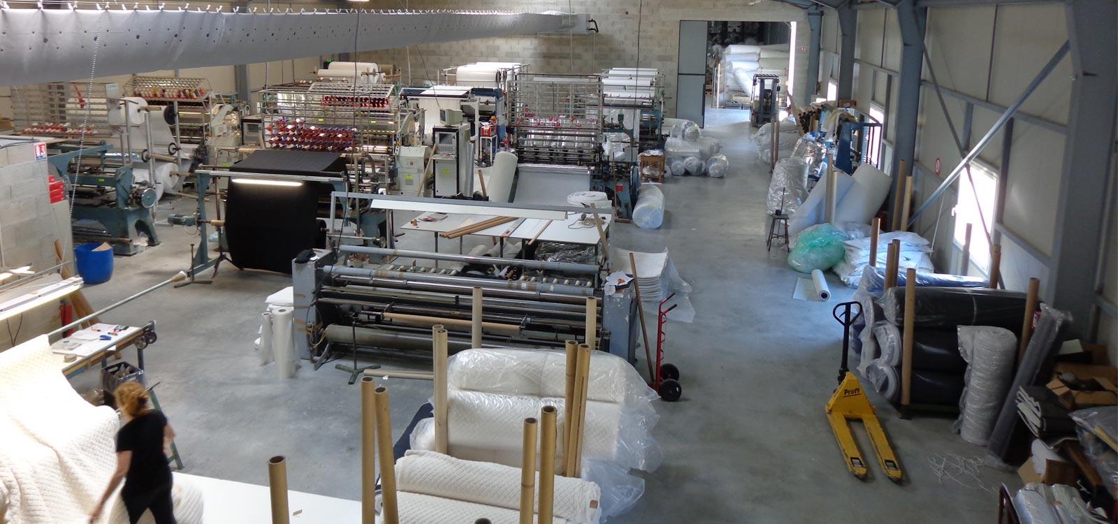 Ouatinage et assemblage des alpes fabricant d 39 isolant mince oaa fabri - Isolants minces coefficient d isolation ...