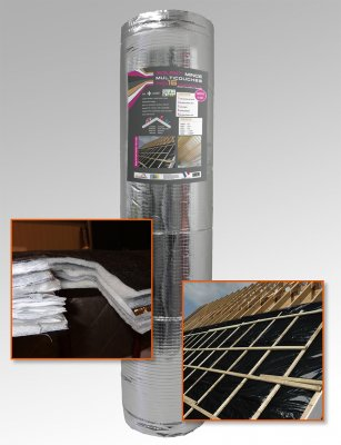 Isolant mince Pro 16 composants - Isolant mince